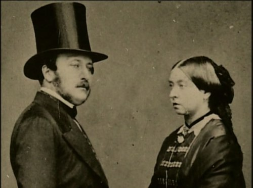 Victoria and Albert - hardly a work of art themselves.