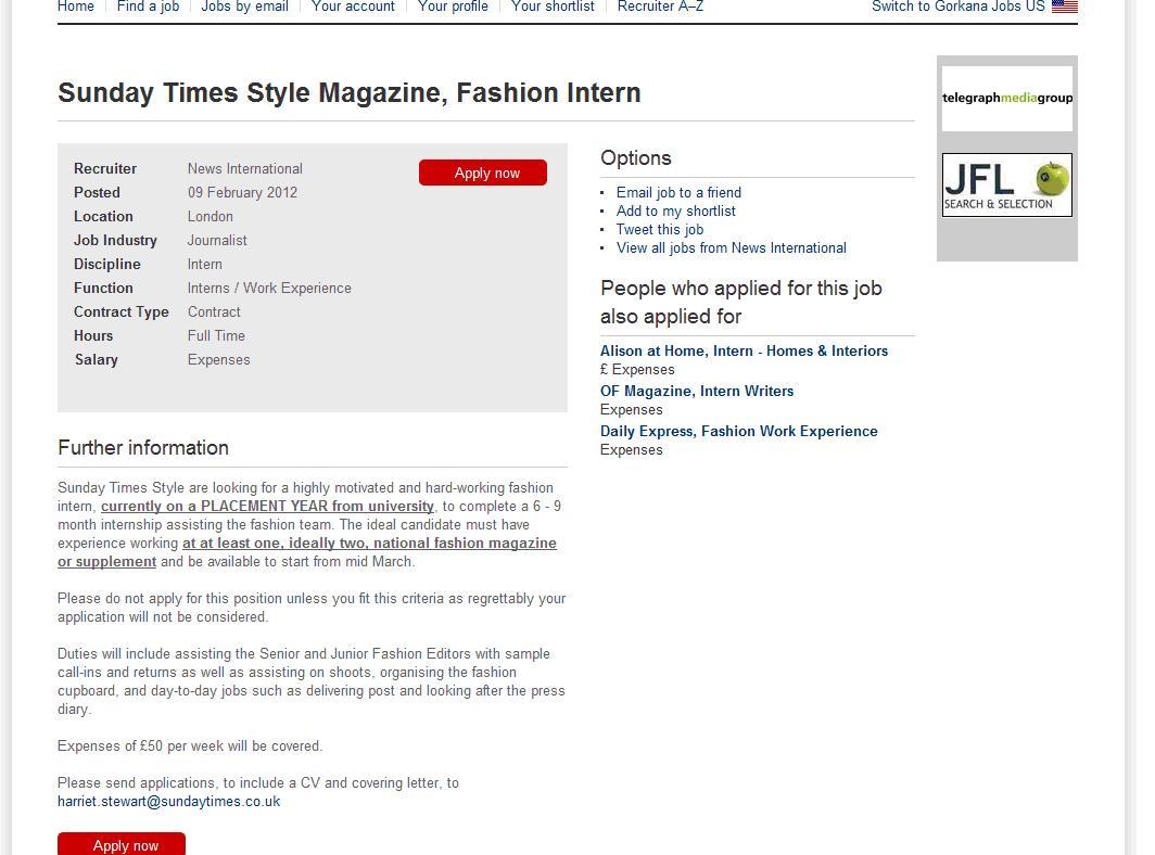 cv journalism internship personal statement occupational therapy cv internship journalism